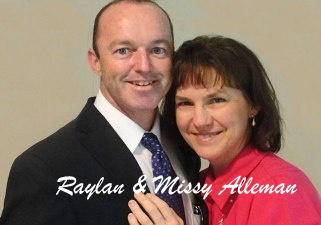 Mr. Alleman and his wife, who know what is best for you.